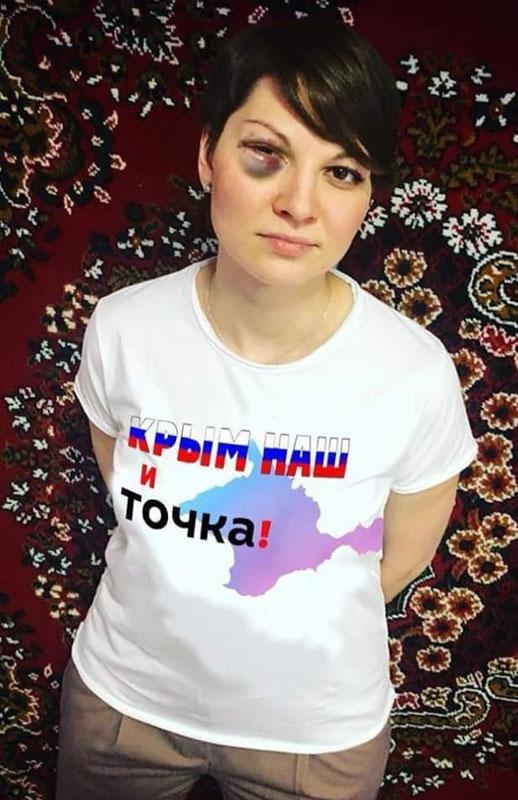 – Настя та її Крим