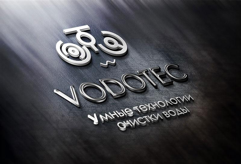 Логотип Vodotec