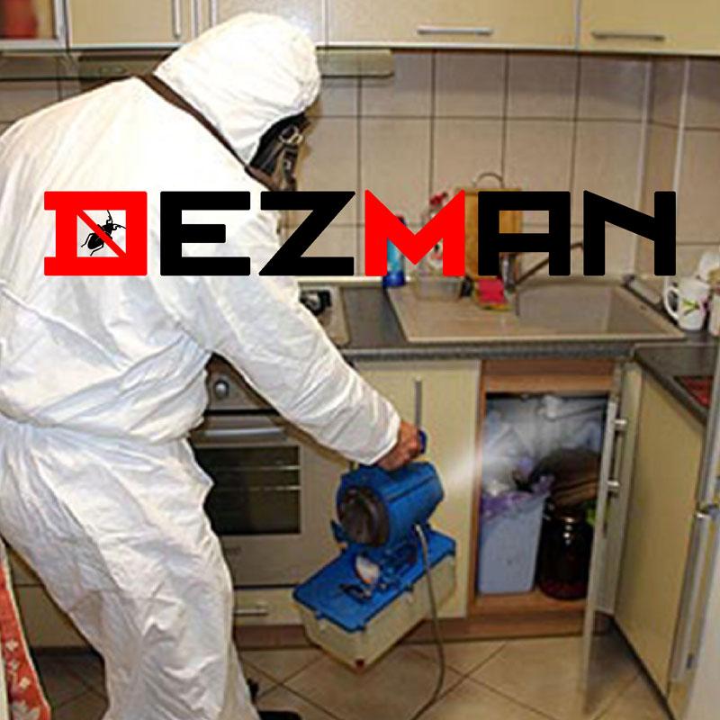 Сайт Dezman
