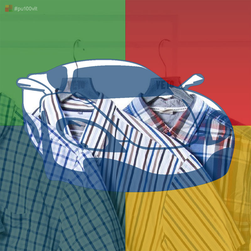Три сорочки одного бренду