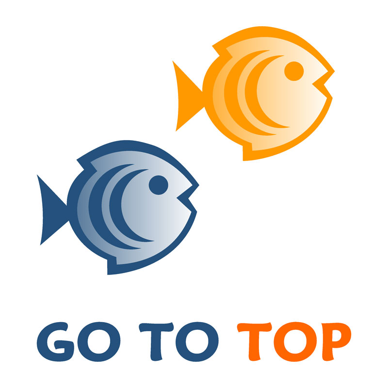 Логотип Go To Top