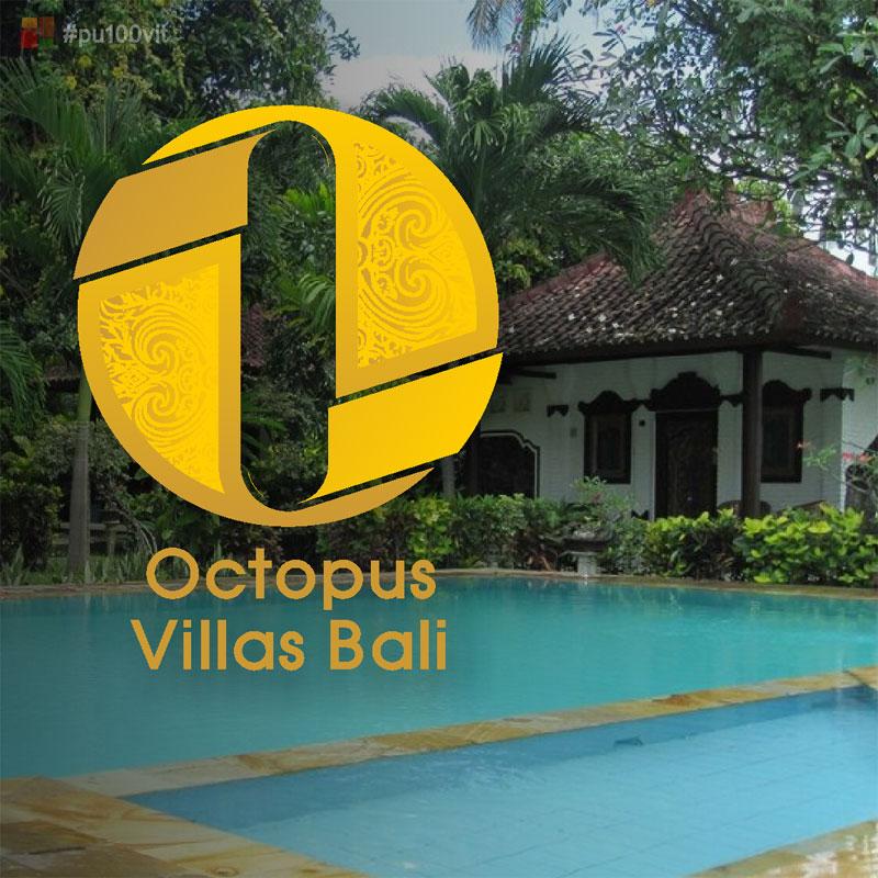 Octopus Villas Bali
