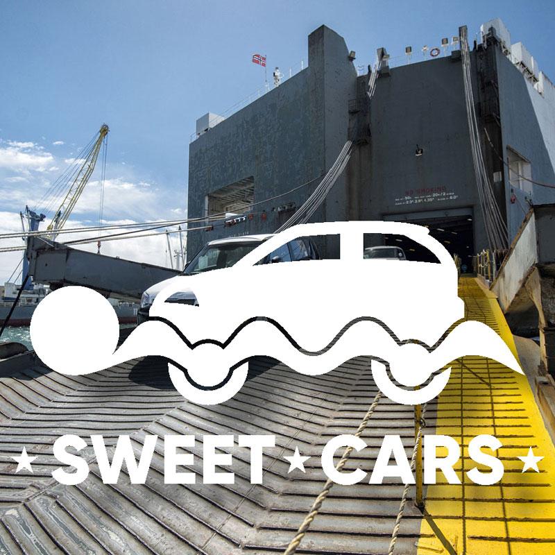 SweetCars – морський автоекспорт